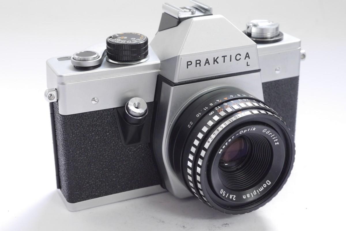 Praktica l mm slr kamera werkstatten kw camera
